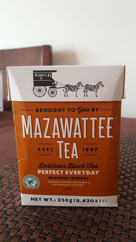 Mazawattee Tea, you can still buy it on line.   X.png