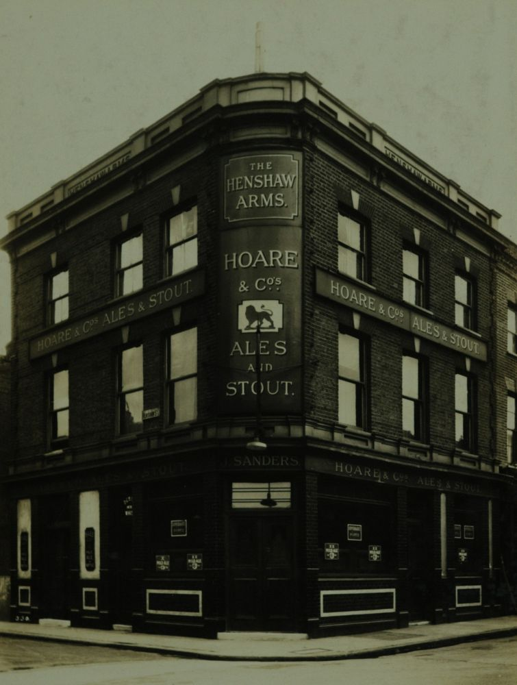 Henshaw Street, The Henshaw Arms, near Balfour Street X.png
