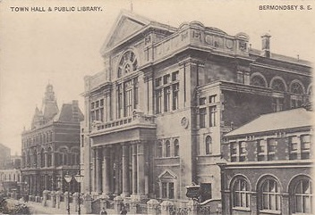 Spa Road, Bermondsey Town Hall was built on Spa Road in 1881.   X.png