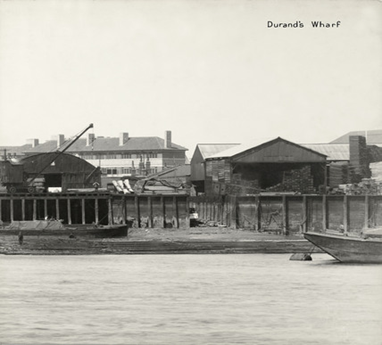 ROTHERHITHE STREET, DURAND'S WHARF.   X.png