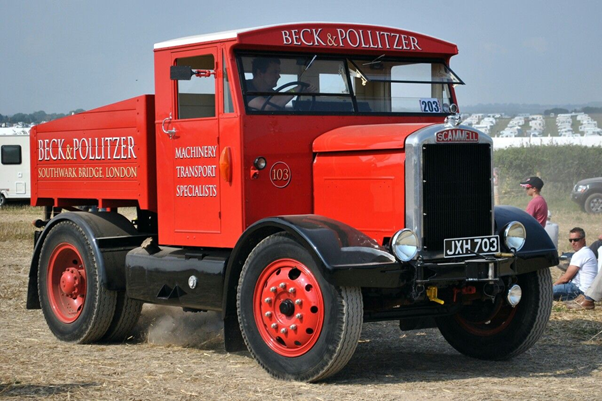 Beck & Pollitzer,  Universal House, Southwark Bridge Road, vehicle 1948.   X.png