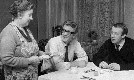 Michael Caine (centre) with is mum and brother, at home in Bermondsey.  X.png