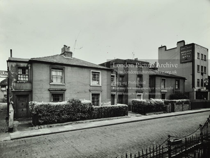 Ormside Street, Grove Cottages 31-39 and Baker and Basket public house.  X.png
